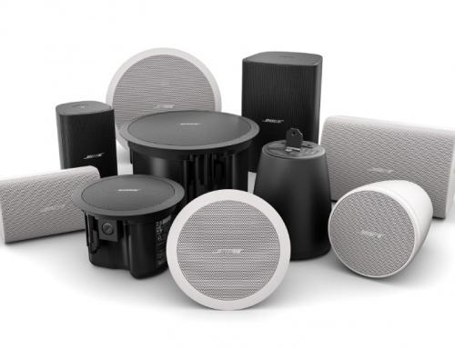 Bose Professional 推出全新產品 FreeSpace FS 系列揚聲器